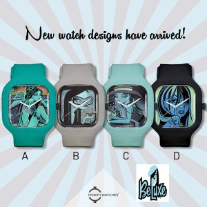 Bev Hogue, Modify Watches, Bev Hogue