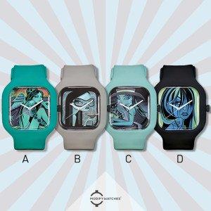 Modify Watches, Belxue, Bev Hogue