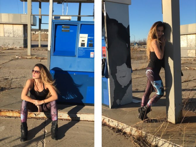 Beluxe partners with Pretty Fierce on yoga pants launch